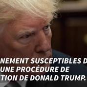 Nouvelle polémique sur la capacité de Donald Trump à gouverner