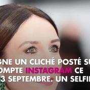 Elsa Zylberstein chauve et méconnaissable sur Instagram, la photo choc !