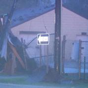 L'ouragan Florence fait des dégâts à Jacksonville