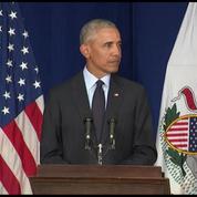 Barack Obama : « Donald Trump est un symptôme, le symptôme de la peur »