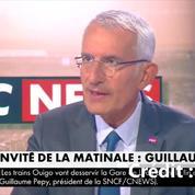 Guillaume Pépy : «Nous mettons toute notre énergie pour mettre en oeuvre ce que notre pays a décidé»