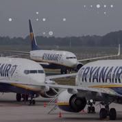 Ryanair : 190 vols annulés le 28 septembre