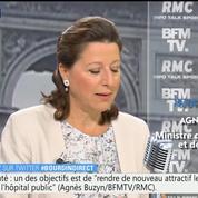 Agnès Buzyn : « Nous allons créer 4 000 postes d'assistants médicaux »