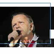 Le chanteur Renaud de nouveau hospitalisé pour son problème d'alcoolisme