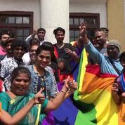 Les groupes LGBT célèbrent la dépénalisation de l'homosexualité en Inde