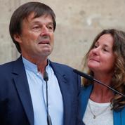 Les larmes de Hulot pendant la passation : «Je m'éloigne, mais je ne vous abandonne pas»