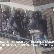 Attentat déjoué aux Pays-Bas : les images de l'opération policière