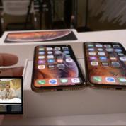iPhone XS, XS max et XR: découverte en direct des nouveaux smartphones d'Apple
