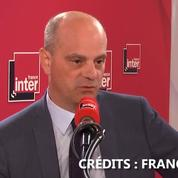 Jean-Michel Blanquer : «Au moins 400 postes administratifs supprimés»