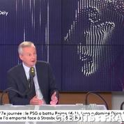 Le Maire dément la cession de la participation de l'État dans Air France