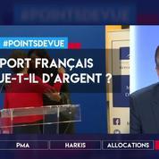 Le sport français manque-t-il d'argent ?
