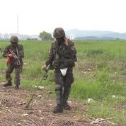 Les deux Corées commencent à déminer la zone démilitarisée