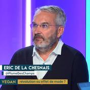 Eric de la Chesnais :