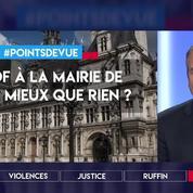 50 SDF à la Mairie de Paris : c'est mieux que rien ?