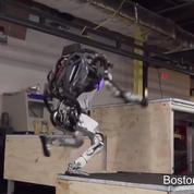 Le robot de Boston Dynamics Atlas fait désormais du parkour