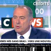 Didier Guillaume : «Moi ministre de l'Agriculture, les lobbies ne pourront pas franchir la porte de mon ministère.»