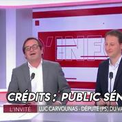 Luc Carvounas « espère » que Ségolène Royal sera la candidate de « la gauche arc-en-ciel » aux européennes