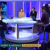 A quoi servent Harry et Meghan ? Nos décrypteurs répondent aux internautes.