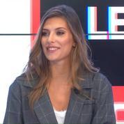 Camille Cerf : «Sylvie Tellier m'a toujours dit de me méfier des journalistes»