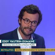 Eddy Vautrin-Dumaine : « Le sentiment des Français, c'est qu'ils vivront moins bien que leurs aïeux »