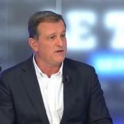 Louis Aliot: «Je crains que Macron finisse par couler avec Merkel»