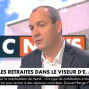 Retraites : Laurent Berger (CFDT) appelle à une réforme non punitive