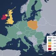 Droit à l'avortement : où en est-on en Europe ?