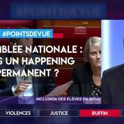 Assemblée nationale : vers un happening permanent ?
