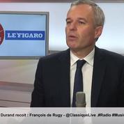 François de Rugy :