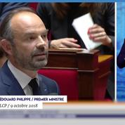 Remaniement : passe d'armes entre Édouard Philippe et Christian Jacob