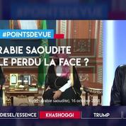Khashoggi : l'Arabie saoudite a-t-elle perdu la face ?