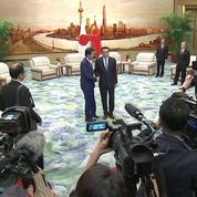 Première visite en Chine d'un Premier ministre japonais depuis sept ans