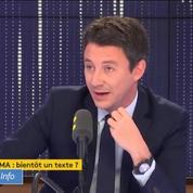 Benjamin Griveaux assure que le projet de loi sur la PMA sera présenté en 2019