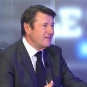 Christian Estrosi: «Le pilier de la république c'est la commune»