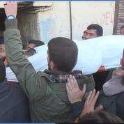 Gaza : des milliers de Palestiniens défilent pour les funérailles d'un commandant du Hamas