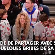 Shakira : Maman gaga et première supportrice de son fils pour ses débuts au FC Barcelone
