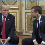 Donald Trump : «Nous voulons une Europe forte»