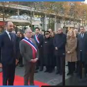Du stade de France au Bataclan, hommages aux victimes du 13 novembre 2015