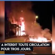 A la Réunion, les images des violences filmées par les internautes