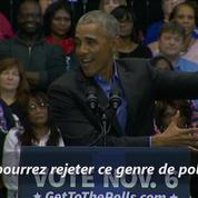 Barack Obama repart en campagne pour les élections de mi-mandat