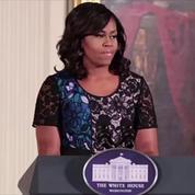 Dans ses Mémoires, Michelle Obama ne pardonne pas à Donald Trump