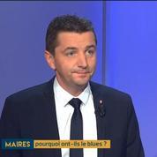 Gaël Perdriau : « Macron est dans une bulle, il ne comprend pas ce que vivent les maires ».