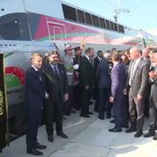Le premier TGV d'Afrique est inauguré au Maroc