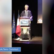 Face à Sens commun, Wauquiez lie la PMA à « l'eugénisme » mené par « le nazisme »