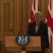 Theresa May exclut l'organisation d'un second référendum