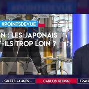 Ghosn : les Japonais vont-ils trop loin ?