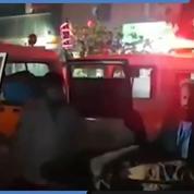 Afghanistan : plus de 50 morts dans un attentat-suicide à Kaboul
