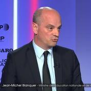 Jean-Michel Blanquer « il est important que nos enfants côtoient des policiers de manière sereine »