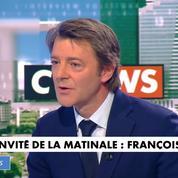 François Baroin sur les «gilets jaunes» : «S'il n'y aucune ouverture du gouvernement, la violence risque de se produire»