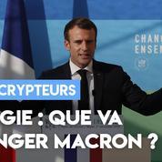 Ecologie - énergie : que change vraiment le discours de Macron ?